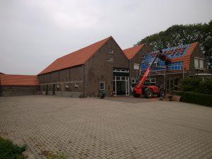 dak vervangen Halsteren Bergen op Zoom