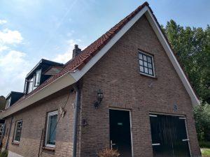 Roosendaal dakgoot Bergen op Zoom